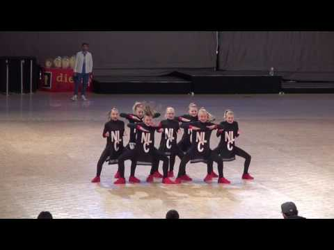 No Limits Crew | Netherlands | Junior Small Groups | Ido World Hip Hop Championship 2016