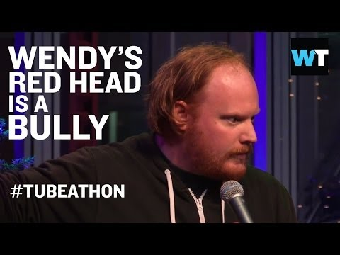 Comedian Matt McCarthy Hates the Wendy's Girl | #Tubeathon