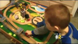 Boy Lives Life Allergic To The Sun « CBS Los Angeles  News, Sports, Weather, Tra
