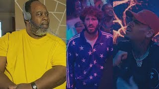 Video Dad Reacts to Lil Dicky - Freaky Friday feat. Chris Brown (Official Music Video) MP3, 3GP, MP4, WEBM, AVI, FLV April 2019