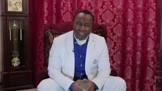 Why should Dr. Myles Munroe die such a tragic death (Sunday Adelaja) - YouTube