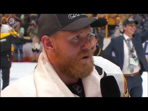 Video: Hornqvist: Team effort from first shift to last