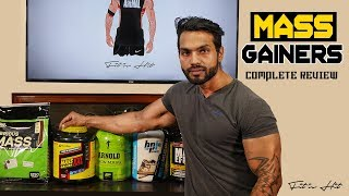 Fit Is Hit | Mass Gainers | Reviews | Episode 4 | Fitness 2017