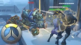 Overwatch with Friends is back, we're playing some 3v3 Lockout Elimination with Chris and Mike! Make sure to get those Summer...