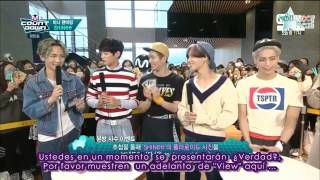 Download Lagu 150521 SHINee - M!Countdown Mini Fanmeeting + UPNEXT  [Subtitulos en Español] Mp3