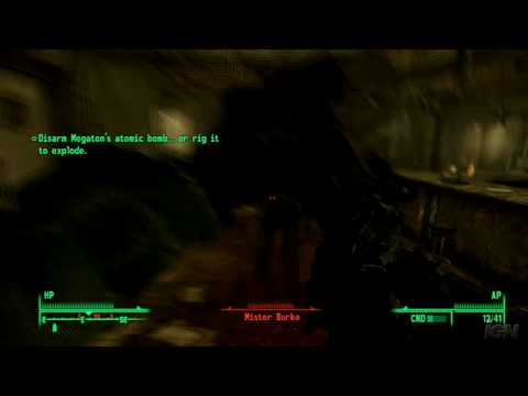 геймплей Fallout 3: Game of the Year Edition