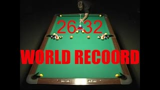 Nonton World Record Pool Shot 2014 - 26-32 Balls In One Shot! Film Subtitle Indonesia Streaming Movie Download