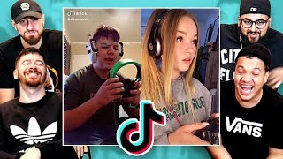 IMPOSSIBLE TIK TOK TRY NOT TO LAUGH CHALLENGE!!