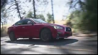 Infiniti Q50 - Power The Drive