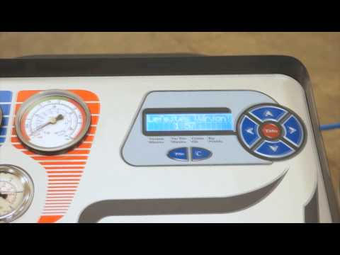 Automatische Klimaladegerät mit 12,5kg Behälter, und Drucker AC-1801