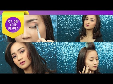 EXPLORE YOUR BEAUTY – 2017 Spring Make-up (with Nisa Nurfitriani)