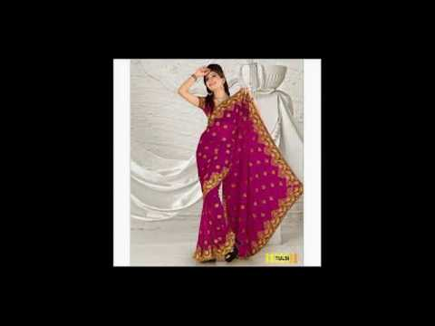 Video 86 Tulsi Silk Sarees Designs download in MP3, 3GP, MP4, WEBM, AVI, FLV January 2017