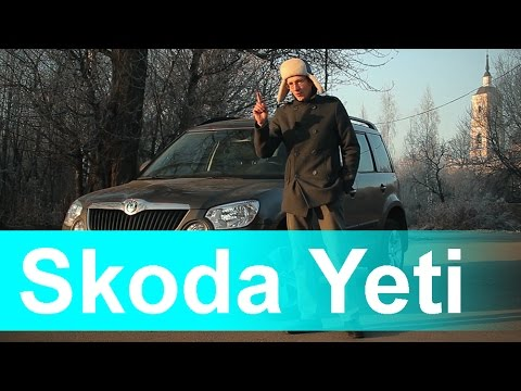 Спойлер skoda yeti фотография