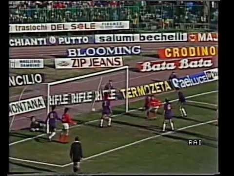 serie a 1986-87: fiorentina - brescia 4-3!