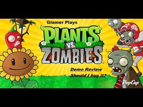 Glamer - This is Glamer's 2nd video, so don't hate her. So she gets used to it, she will be better at speaking. This is Plants VS Zombies. Buy it for $14.99. Only on ...