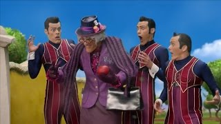 LazyTown S04E12 - Robbie's Dream Team but Robbie Rotten scenes only