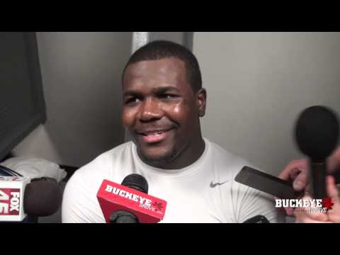 Cardale Jones Interview 1/1/2015 video.