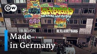 Graffiti - vom illegalen Sprayer zum Unternehmer | Made in Germany