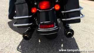 8. Used 2009 Harley-Davidson FLHTCU Ultra Classic Electra Glide with Screamin' Eagle Exhaust