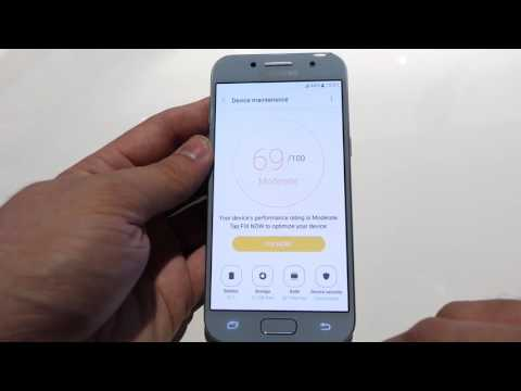 Samsung Galaxy A3 2017 hands on