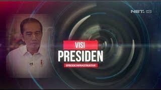 Video Visi Presiden Joko Widodo - Episode Infrastruktur MP3, 3GP, MP4, WEBM, AVI, FLV Januari 2019