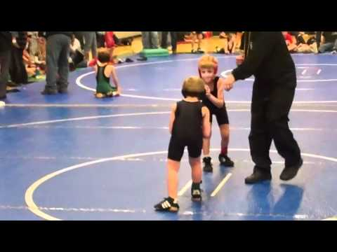 Top Fuelers Winter Classic - Ryland's 2nd match