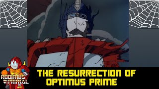 Video How was Optimus Prime able to come back? MP3, 3GP, MP4, WEBM, AVI, FLV Agustus 2019
