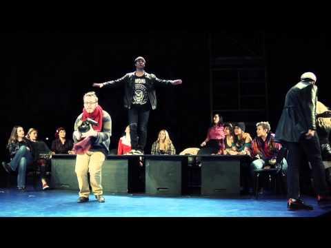McNally Smith Theater Ensemble Presents: RENT! (Fall 2014) (видео)