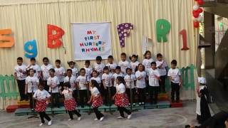 Sing A Song Of Sixpence by KG 2 Allamanda