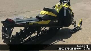 6. 2017 Ski-Doo Summit SP 800R E-TEC 174 Yellow/Black  - Ban...