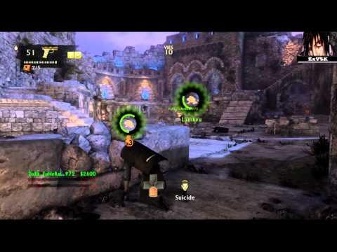 Uncharted 3 Béta - Mode Aventure En Coop - ExVSK DF97two & Lanikeu