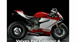 9. 2012 Ducati Panigale 1199 S Tricolore - Walkaround and Features