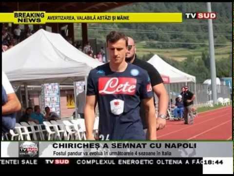 Napoli zavrnil ponudbo za Chirichesa