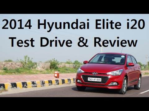 2014 Hyundai Elite i20 Test Drive & Review With Exteriors, Interiors, Ride, Handling And Performance