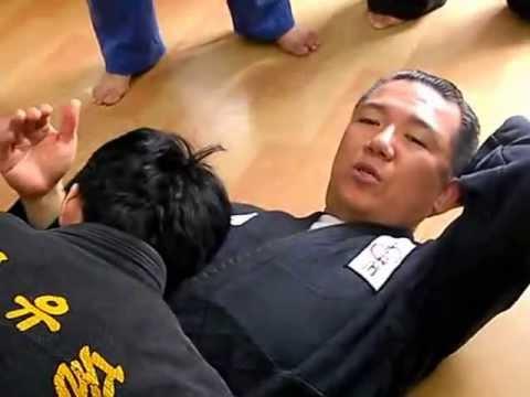 (106) grappling combo(Gongkwon Yusul Simmu 1 bon – Korea martial arts)
