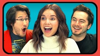 Video YouTubers React to YouTube Rewind 2014 MP3, 3GP, MP4, WEBM, AVI, FLV Maret 2018