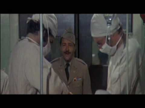 Mash 1970, Dr. Jekyll and Mr. Hyde