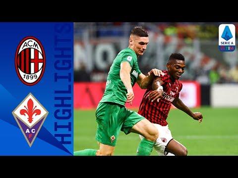 Milan 1-3 Fiorentina   Fiorentina condemn AC Milan to a third consecutive Serie A defeat   Serie A