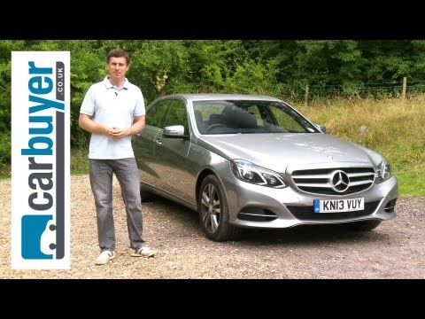 Mercedes e 220 2013 снимок