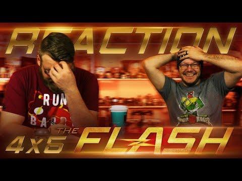 """The Flash 4x6 REACTION!! """"When Harry Met Harry..."""""""