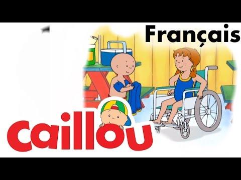 Caillou FRANÇAIS - Le parc aquatique (S03E10) | conte pour enfant | Caillou en Français