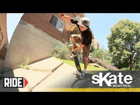 Skate - Every other Thursday pro skateboarders take you on a personal tour of the their favorite cities to SKATE. You'll discover some of the best skate, chill, gear...