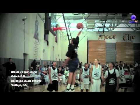 Jabari Bird Full Highlight Clip FCP Frosh/Soph Camp