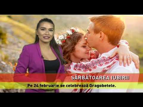 Sărbătoarea iubirii, la români