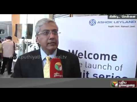 Battery-operated-environment-friendly-35-seated-bus-introduced-by-Ashok-Leylad