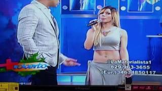 Video La Materialista Vuelve loca a todos con su abdomen en +Roberto MP3, 3GP, MP4, WEBM, AVI, FLV November 2018
