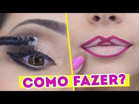 15 truques de maquiagem