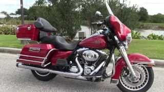 2. Used 2012 Harley Davidson FLHTC Electra Glide Classic