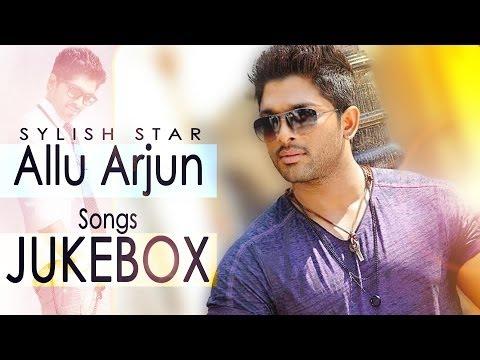 Allu Arjun Romantic Hit Songs || Jukebox