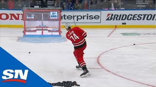 2020 NHL All-Star Skills Competition: Accuracy Shooting by Sportsnet Canada